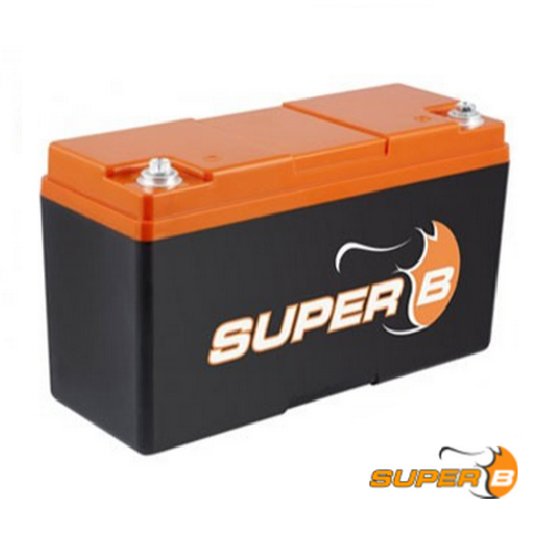 Super B Lithium Battery SB12V20P-SC