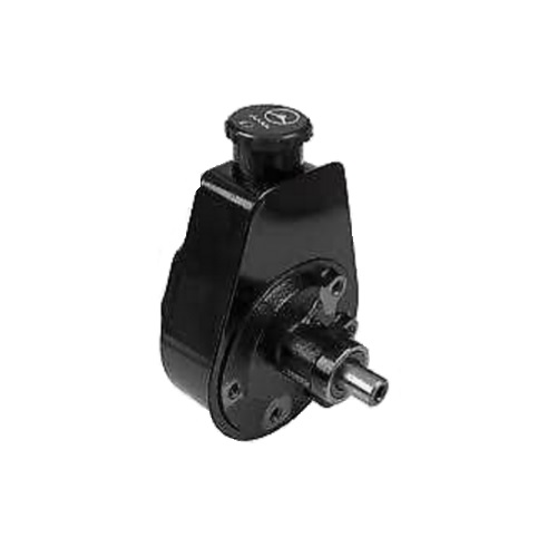 Volvo Penta Power Steering Pump Stock photo