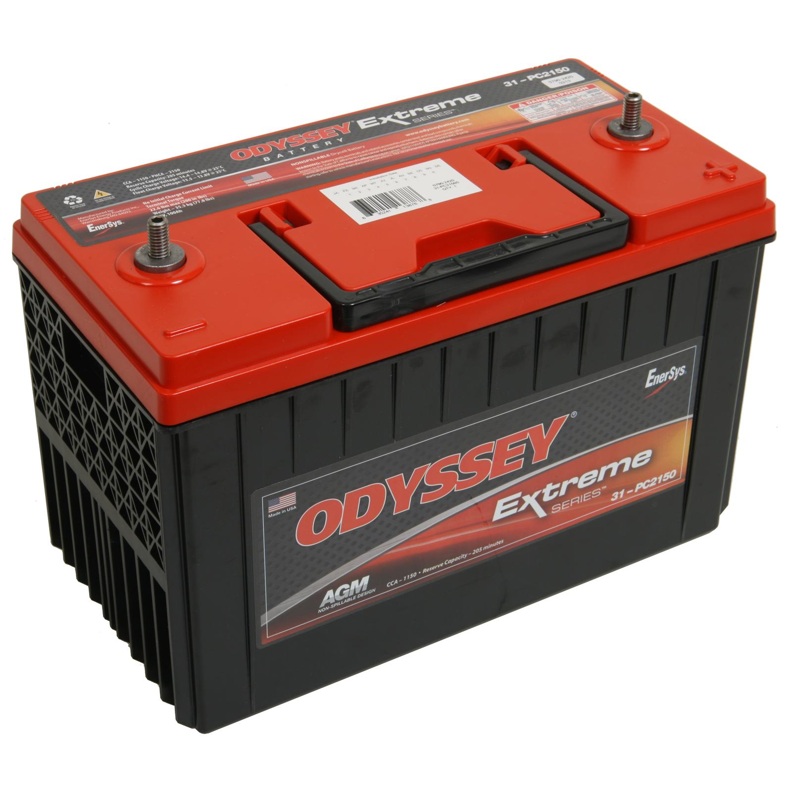 Odyssey 31 Pc2150s Drycell Battery Battery Pete