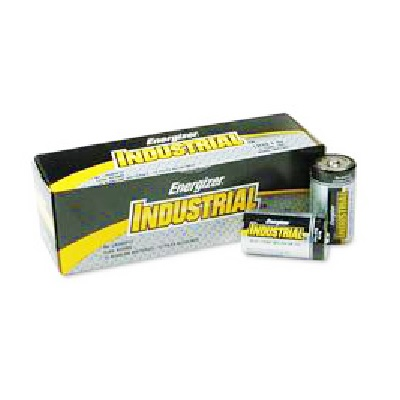 Energizer Industrial D Alkaline Battery 12/Pack (EN95)