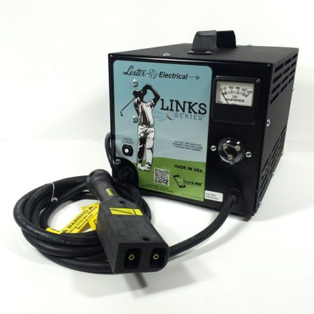 EZGO Golf Cart Battery Charger 36 Volt Lester 36V 21A TxT 2-Pin Plug