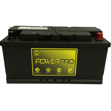 PowerPro 12V Automotive Battery 49-8