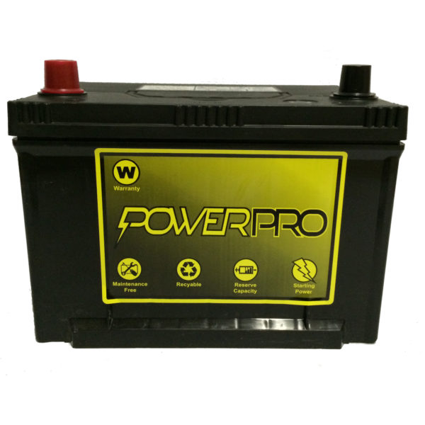 PowerPro 12V Automotive Battery 58-6