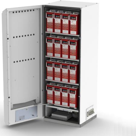 NorthStar Red Series UPS Batteries - Rack Options