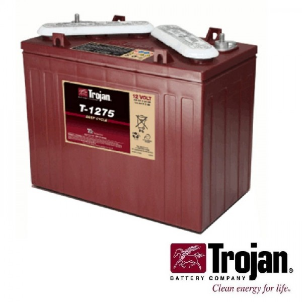 Golf Cart Battery Trojan T-1275 12 volt