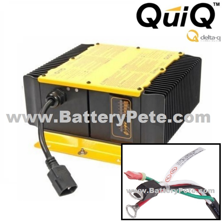 Delta Q 24 volt OnBoard Battery Charger