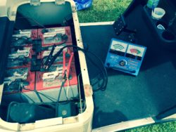 Golf Cart Batteries Discharge Rates - Load Testing