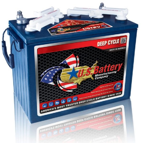 us12Vxc US Battery 12 volt 155Ah