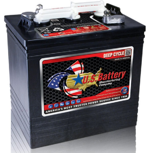 us1800xc US Battery 6 volt 208Ah