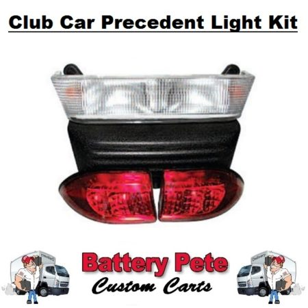 Club Car Precedent Light Kit