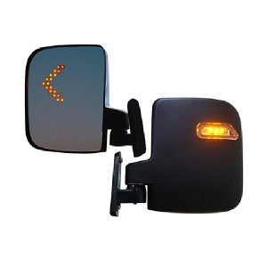 LED Golf Cart Side Mirrors