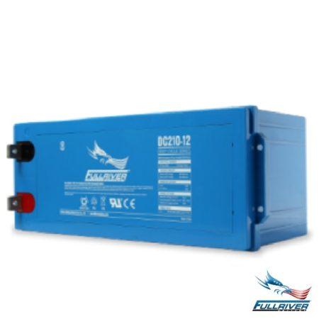 Fullriver Battery DC210-12 AGM 12 Volt 210Ah