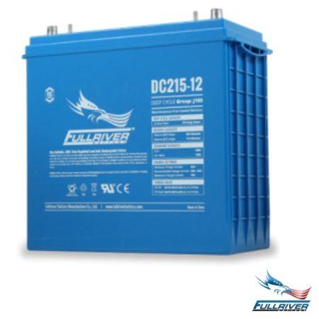 Fullriver Battery DC215-12 AGM 12 Volt 215Ah