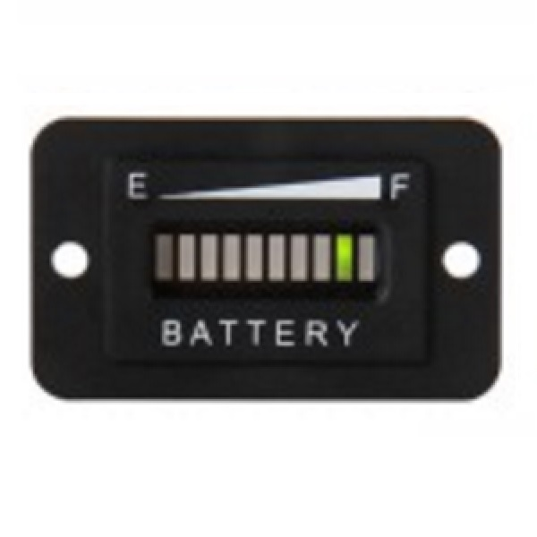 Golf Cart Battery Gauge 36 Volt