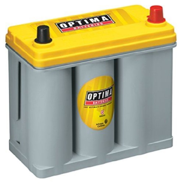 OPTIMA Battery YELLOWTOP 8073-167 Acura Honda Mazda Car Battery