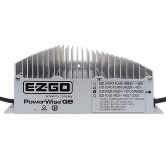 Delta Q QE Ezgo Battery Charger