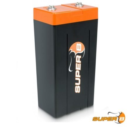 Super B 12v Lithium Battery (LiFePO4) SB12V20P-FC