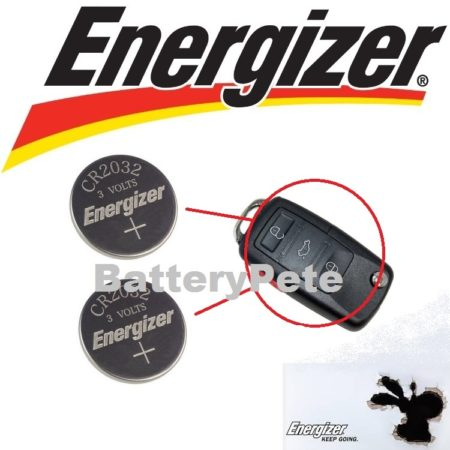 Replacement Batteries For Key Fobs