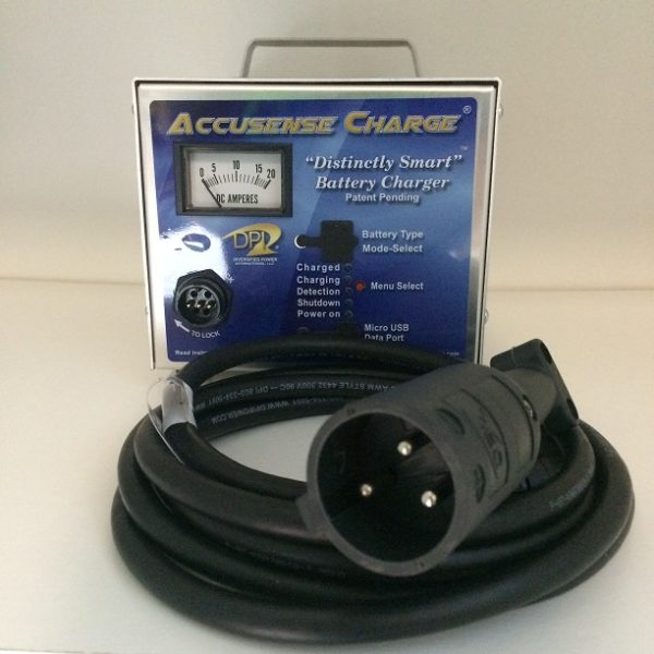 DPI GEN IV Golf Cart Battery Charger DC Side Power Cords