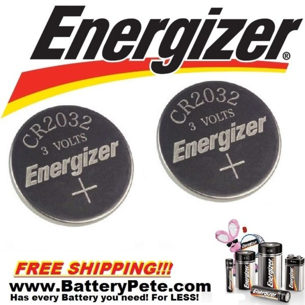 Jeep Key Fob Battery >> Jeep Key Fob Battery Energizer Cr2032 Grand Cherokee Liberty 2003 To 2017 Models