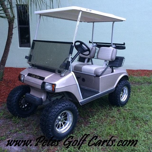 Yamaha Golf Cart Battery Wiring