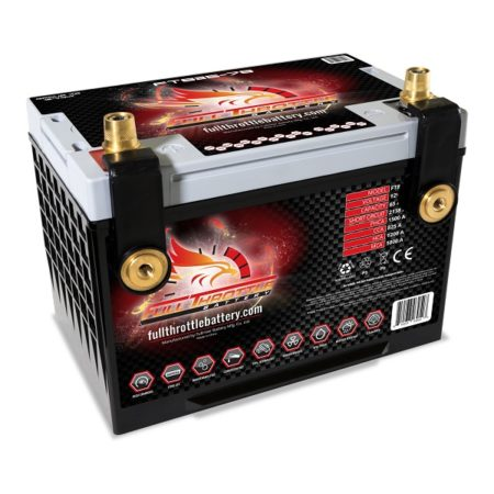 Full Throttle FT825-34/78 AGM Battery