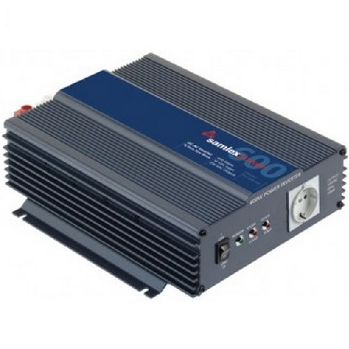 Samlex 600 Watt Pure Sine Wave Inverter PST-60S-24E