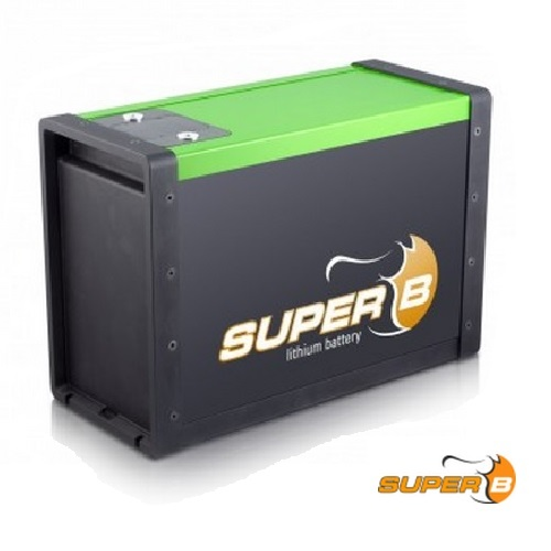 Super B SB12V160E-ZC 12 volt Lithium Ion Battery