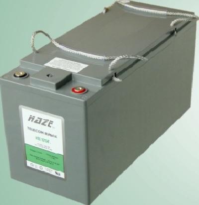 Haze Battery TEL105F Telecom Top Terminal