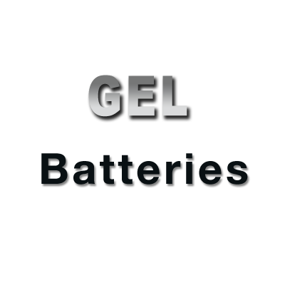 GEL and Traction Batteries